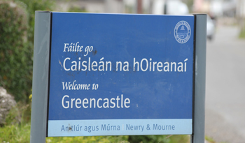 Greencastle residents are concerned about a ferry development proposal going ahead and say road infrastraucture is inadequate.