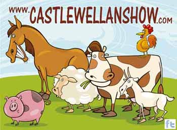Come along and enjoy the Castlewellan Show on d Saturday 13 July 2013.