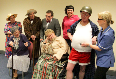 Don't miss this hilarious comedy in the Newcastle Centre.