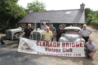 ON Saturday 27 July the popular annual Claragh Bridge cross-community Vintage, Classic and Agricultural show will be celebrating its tenth anniversary.