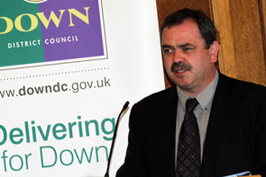 Down District Councillor Liam Johnston has decided to step down at the next Council election in May 2014 but will remain involved in the development  his party at local level in the Downpatrick area.