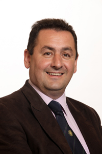 Councillor Willie Clarke.
