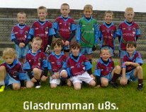 The Glasdrumman U-8's.