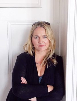 Maria McManus will be reading from her new book, We Are Bones