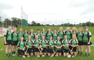 The Castlewellan camogs