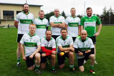 The Aughlisnafin Social 7's.
