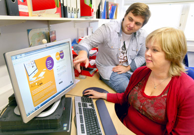 The Alcohol and You website provides access to a wide range of support services.