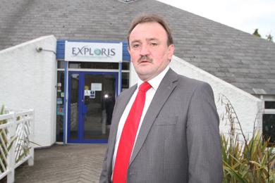 Ards Borough Councillor Joe Boyle speaks out on the Exploris crisis.