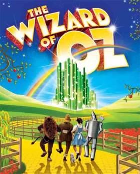 We're off to see the Wizard, the wonderful Wizard of Oz.