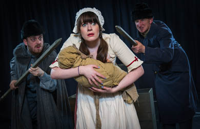 The Caucasian Chalk Circle by Bertolt Brecht has enjoyed excellent audiences.