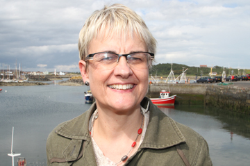 Margaret Ritchie MP has spoken out in support of the NI fishing industry at the SDLP Party conference.