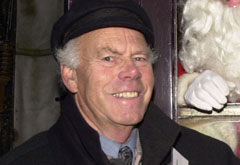 Gerry Cochrane has received an MBE in the New Year's Honours List.