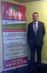 NIAPA Chairman Michael Clarke.