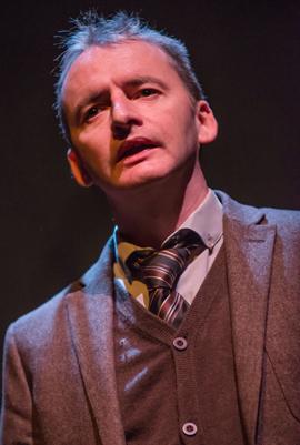Frankie McCafferty who played in Philomena.