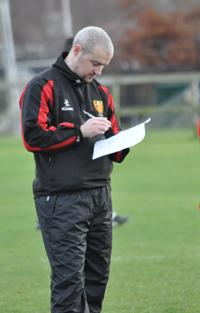Mark Copeland Down Coach