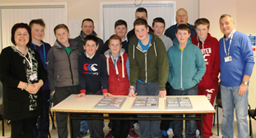Ballynahinch youth enjoyed a session on drugs and alcohol awareness promoted by the Down PCSP and Langley Road Community Association.