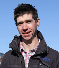 Rider and trainer Stephen Magee.