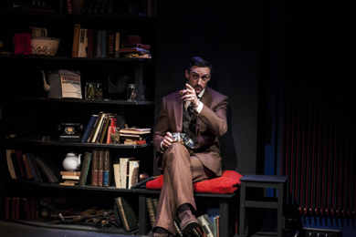 A Portrait of an Artist as a Young Man by James Joyce is coming will be showing at the Lyric Theatre in Belfast.