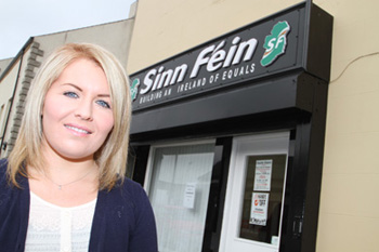 Sinn Féin's Downpatrick election candidate Naomi Bailie will host the meeting between local fishermen and MEP Martina Anderson.