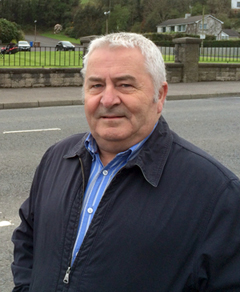 Eddie Hughes has called for a recycling facility for Saintfield.