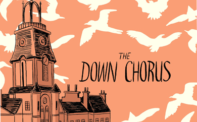 Don't miss The Down Chorus to be performed in the former Downshire Hospital wards and corridors etc... a night to remember!