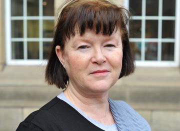 Jacqueline Irwin, CRC Chief Executive.