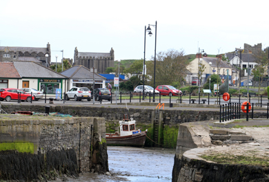 Ardglass: facing a wide range of development issues.