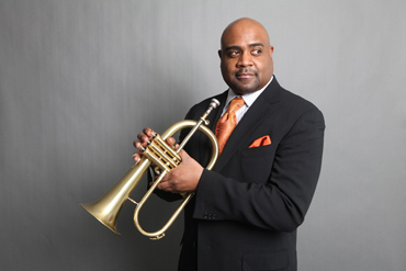 World class jazz musician Terell will be playing at the Down Arts Centre.