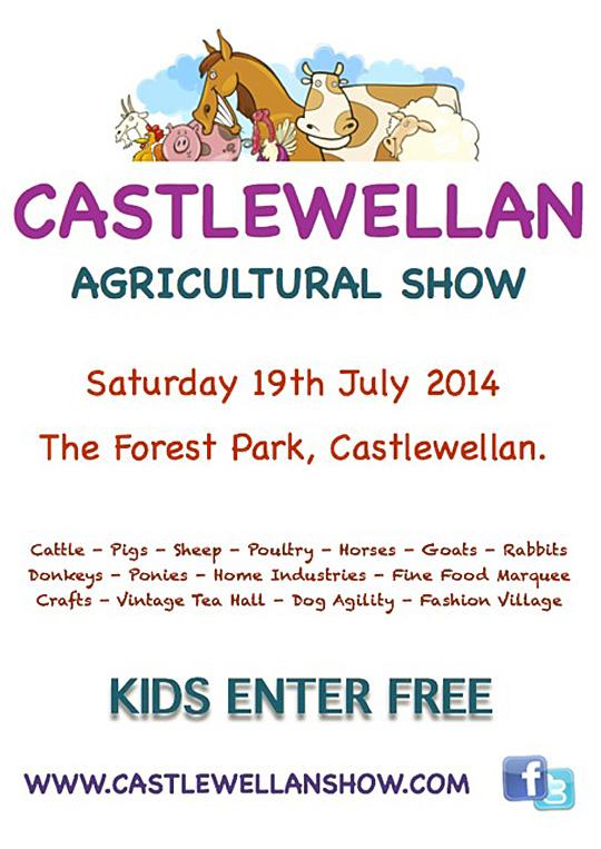 Castlewellan Show 540X700