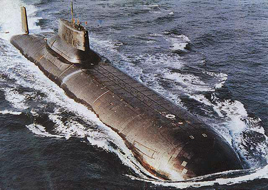 A Russian submarine may be tracking NATO subs off the Scottish coast where many  Northern Ireland trawlers fish.
