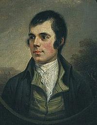 Robert Burns.