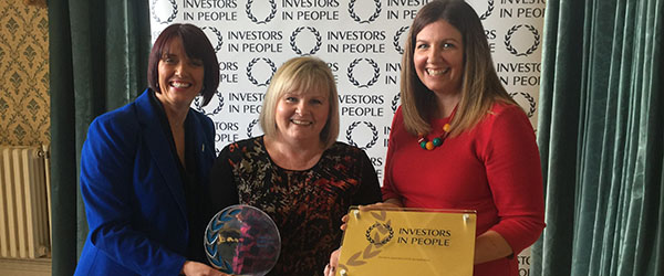 Congratulation to Autoline for winning a top Investors in People gold awards.